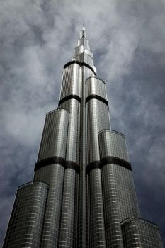 Burj Khalifa by not-in-my-lifetime