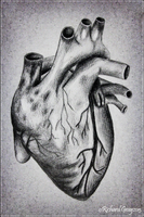 The Human Heart by RicGrayDesign