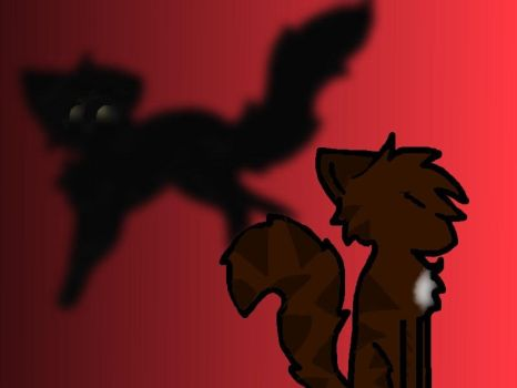 Leafpool I'll Never Forget You by Silverpelt21