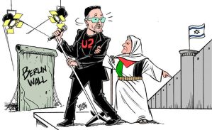 The Berlin Wall 20 Years Later by Latuff2