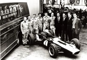 Brabham Racing Organization (1966) by F1-history