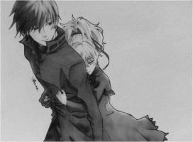 Darker than Black: Hei and Yin by irvinesid
