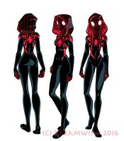OFC Scarlet-Spider by Dreamwind