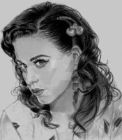 Katy Perry by Catluckey
