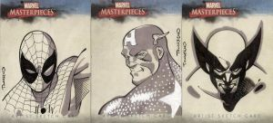 Sketch Cards by TimTownsend