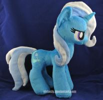 Great and Powerful Trixie Plush by siriasly