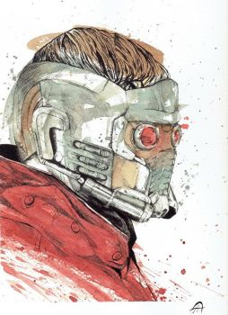 Star Lord by Peppysloth