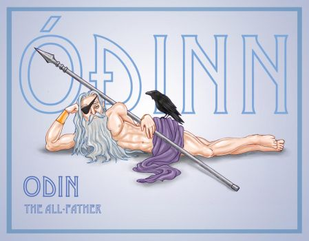 January Odin by TheEndOfGrey
