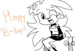 Happy b-day!! by Flowers012