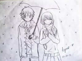 Cute Couple by Ayano27
