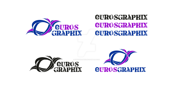 My Official LOGO 2013 by eurosgraphix
