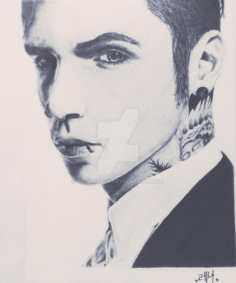 Andy Black by LadySekia