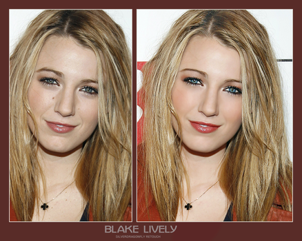 Retouch No. 4 Blake Lively by CreativeSDf