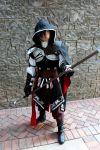 Assassin's Creed Cosplay 3 by PrototypeVX2
