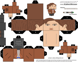 Cubee - The 11th Doctor by CyberDrone