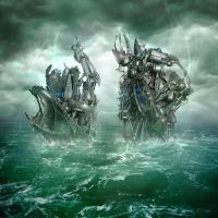 Ayreon-10-Rising from the sea by Yann-S