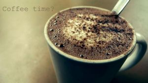 Coffee time? by chealse