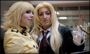 Hellsing: a Mission from God by icequeenserenity
