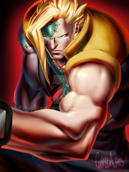 SFV - Charlie by theCHAMBA