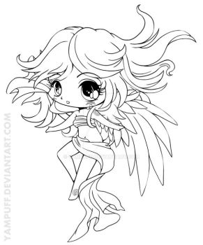 kacheek coloring pages   Chibis by YamPuff on DeviantArt