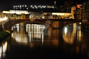Florence By Night by porTTRaits