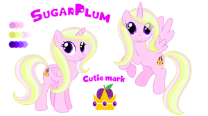 SugarPlum concept sheet by xXPudding-CakeXx