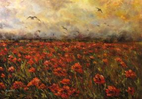 of poppies time by ENERGIA1