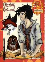 Charles Redwood 'Red' - Ref by X-x-Magpie-x-X