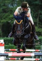 Showjumping I by firegold