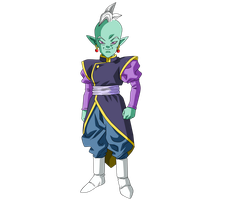 Rou - Kaioshin Of Universe 9 by SaoDVD