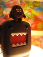 Domo Kun by kickass-peanut