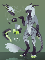 [CLOSED]  Vernid Design Auction by Dinonyx
