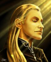 Golden Fool by VLAC