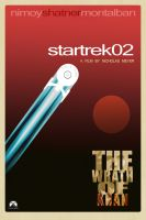 Star Trek 2: Poster Redesign by aphterbuck