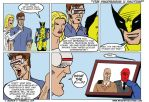 WWE - Professor X Factor by AndyTurnbull