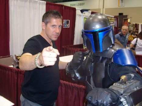 Ray Park by MandalorianKnight