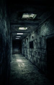 The Crypt I by Nichofsky
