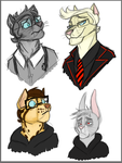 Furries by Crescent-Mond