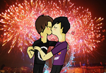 Phan in London by MiddyLPS