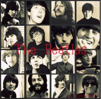 the Beatles by lainehawcklaw19