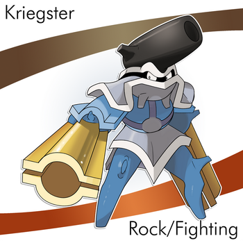 #131 Kriegster by locomotive111