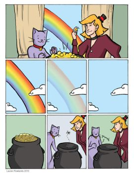End of the Rainbow pg13 by the-frizz