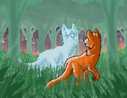 Welcome to starclan by Endytar