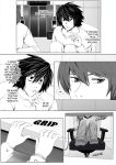 Death Note Doujinshi Page 127 by Shaami