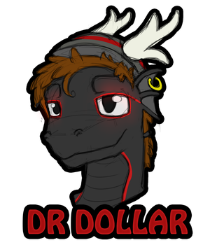 Free Bust - Dr Dollar by Snow-Fangs
