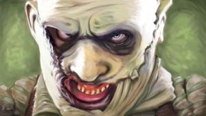 Leatherface by gnoctis
