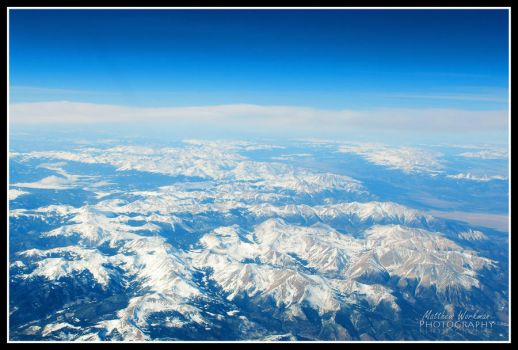 Over the Rockies by Matman311