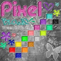 +PixelBlows|STYLES| by TutorialesEster