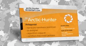 Deviant ID by Arctic-Hunter