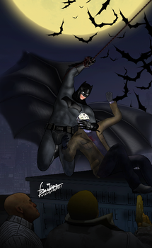 ribute to Detective Comics #27 by freakyzzang